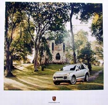Porsche Original 2006 Cayenne