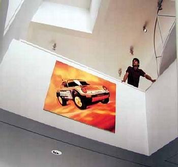 Porsche 911 Sc Paris-dakar 1984 Poster In Poster, 2002