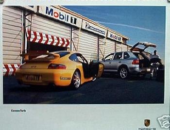 Porsche Original 911 Gt3 Cayenne