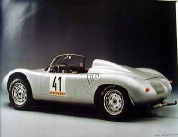 Porsche Original Ca 1990 Foto