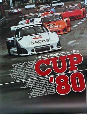 Porsche Original Cup 1980 935