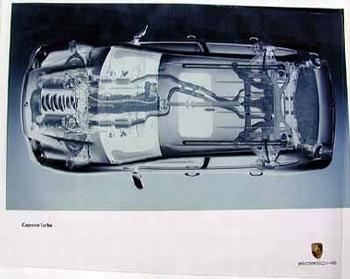 Porsche Original Showroom Cayenne