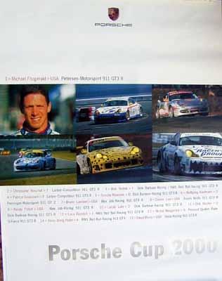 Porsche Original Race Cup 2000