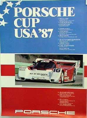 Porsche Original Cup Usa 1987