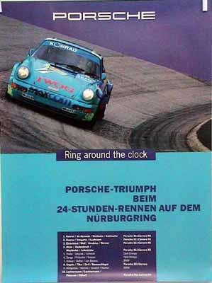 Porsche Original Triumph Beim 24-stunden