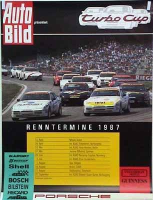 Porsche Original Turbocup 1987 Appointment