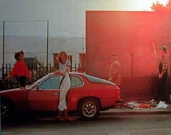 Porsche 924 Poster, 1978