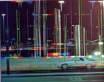 Porsche 928 Poster, 1978