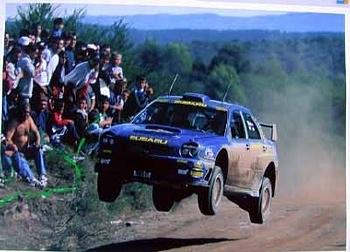 Rally 2002 Richard Burns Robert