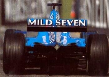 Renault-benetton 2001