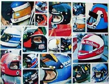 Reutemann Lennep Mass Lauda Fittipaldi