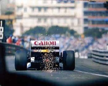Ricardo Patrese Williams Renault Fw12c