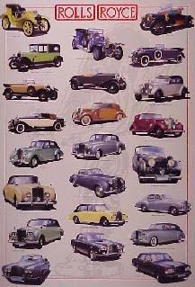 Rolls-royce Geschichte