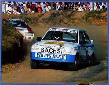 Sachs Original 1985 Sachs-sporting Ford