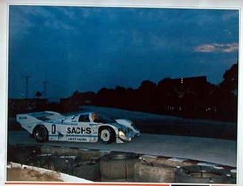 Sachs Original 1989 Sachs-joest-porsche 962