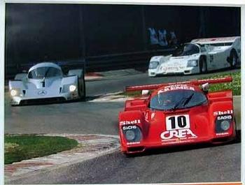 Sachs Original 1991 Kremer Porsche