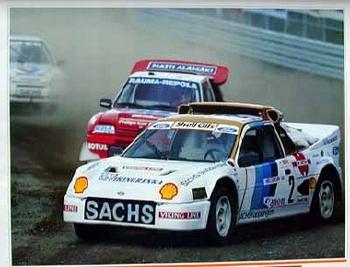 Sachs Original 1991 Martin Schanche