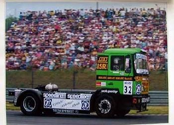 Sachs Original 1992 Europa-truck-race-cup Truck-grand-prix