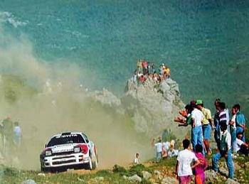 Sachs Original 1993 Rally Championship