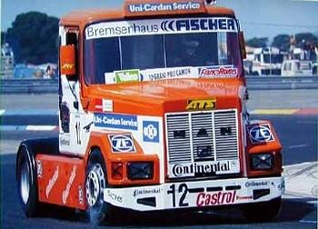 Sachs Original 1994 Fia Truck-cup