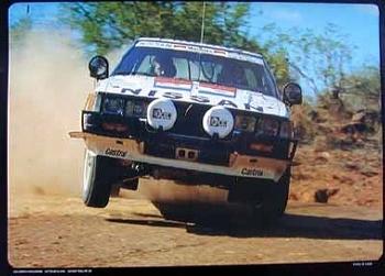 Salonenen Harjanne Datsun Silvia Safari