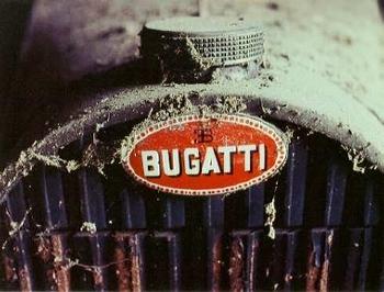 Sleeping Beauties Bugatti Typ 57