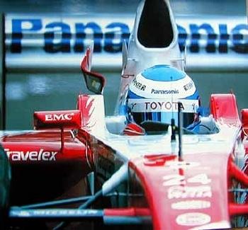 Toyota Original 2003 Panasonic Toyota