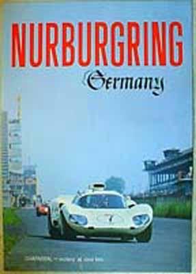 Us-import 1000km Nurburgring 1966