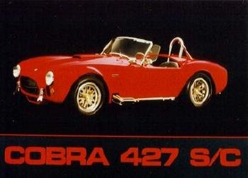 Us-import Cobra 427 S/c