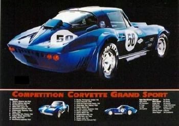 Us-import Competition Corvette Grand Sport