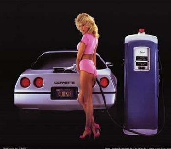 Us-import Corvette
