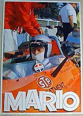 Us-import Dieses Mario Andretti- Stammt