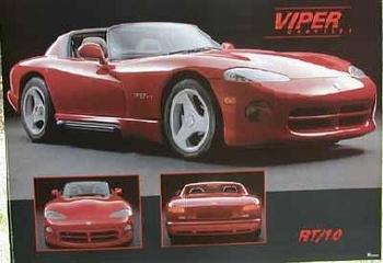Us-import Dodge Viper Rt/10