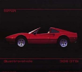 Us-import Ferrari 308 Tsi Automobile
