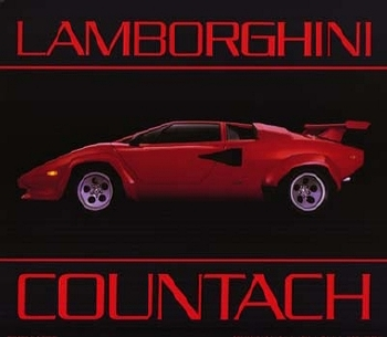 Us-import Lamborghini Countach