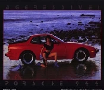 Us-import Porsche 944