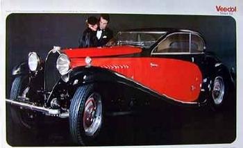 Veedol Original 1979 Bugatti Typ