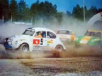 Volkswagen Käfer 1976 Rallye Cross