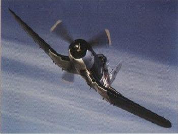 Vought/goodyear Fg-1d Flugzeug Luftfahrt