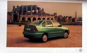 Vw Original 1997 Polo