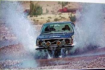 Volvo Marokko Rally