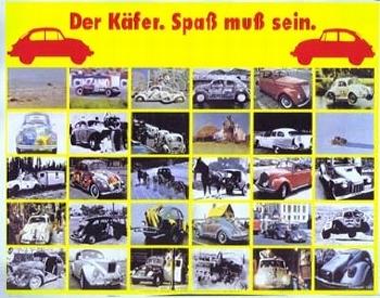 Vw Volkswagen Beetle 1975