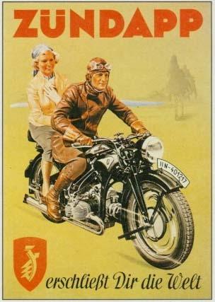 Zündapp Db 500 Motorcycle Zuendapp
