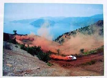 Rally 1997 Bruno Thiry/stephaneprevot Ford