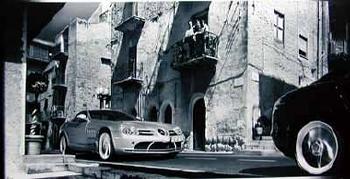 Mercedes-benz Original 2005 Targa Florio