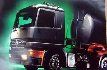 Mercedes-benz Original Actros