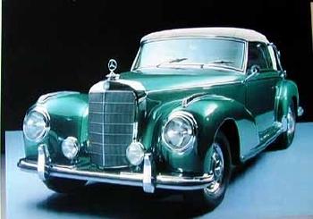 Mercedes-benz Original 300 S Roadster