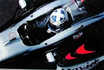 Mercedes-benz Original Formula 1 David