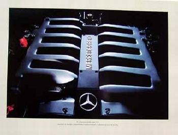 Mercedes-benz Original Mb 600 Sel