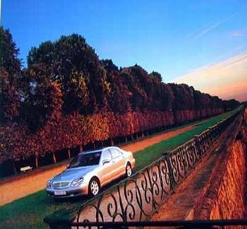 Mercedes-benz Original S 420